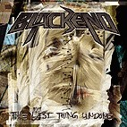 Blackend – The Last Thing Undone CD