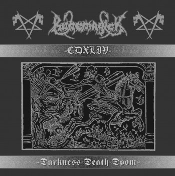 Runemagick – Darkness Death Doom CD