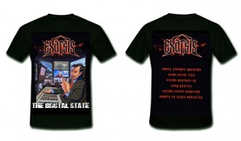 Exarsis – The Brutal State T-Shirt