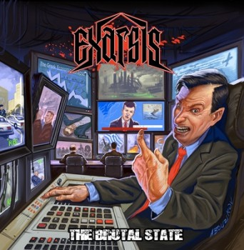 Exarsis – The Brutal State CD
