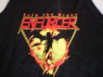Enforcer - Into The Night Tank