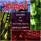 Ygodeh – Dawn Of The Technological Singularity CD