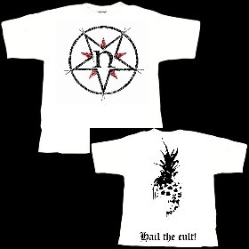 Nocte Obducta – Heil The Cult TS, weiss