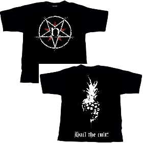 Nocte Obducta – Hail The Cult TS, schwarz