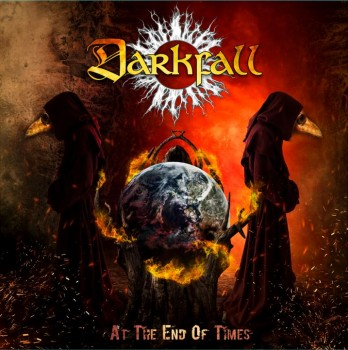 Darkfall - At The End Of Times CD