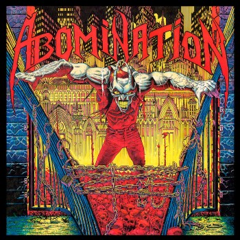 Abomination - Abomination CD