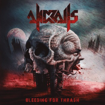 ANDRALLS - Bleeding For Thrash CD