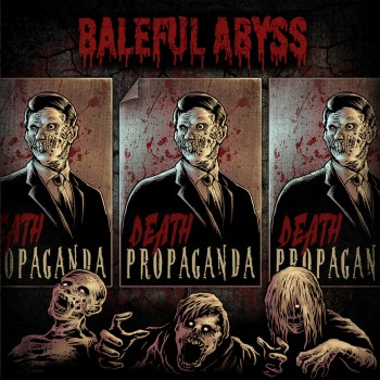 BALEFUL ABYSS - Death Propaganda CD