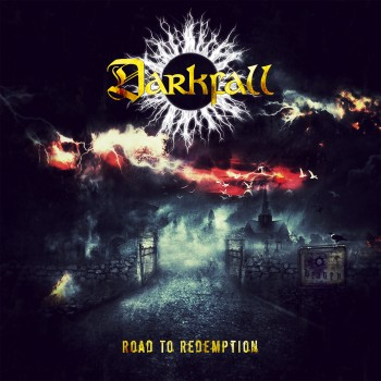 Darkfall - Road To Redemption CD
