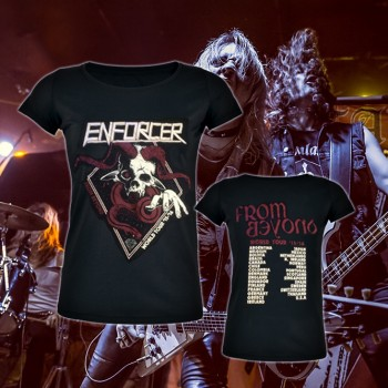 Enforcer - From Beyond World Tour Girlie