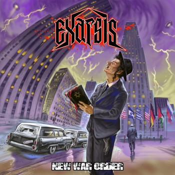 Exarsis - New War Order (Black Vinyl) LP