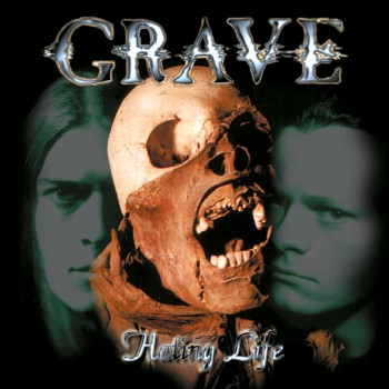 GRAVE - Hating Life CD