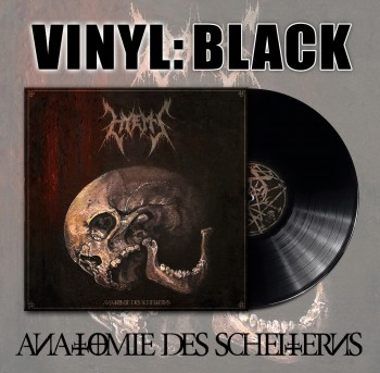 HYEMS - Anatomie Des Scheiterns LP Black Vinyl