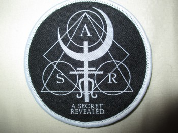 A Secret Revealed - Logo Patch
