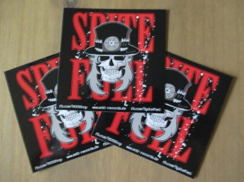SpiteFuel - Logo Sticker