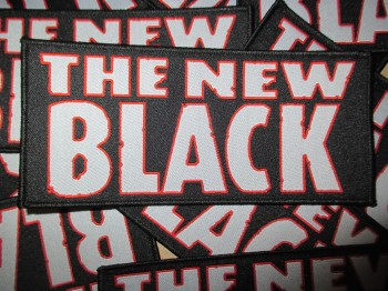 The New Black - Logo Patch