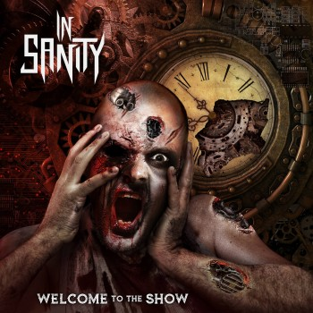 IN SANITY - Welcome To The Show CD
