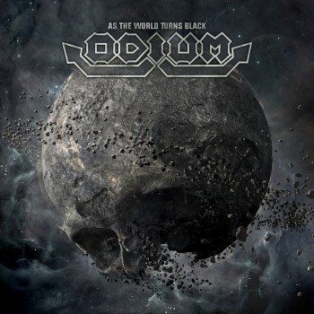 Odium - As The World Turns Black CD