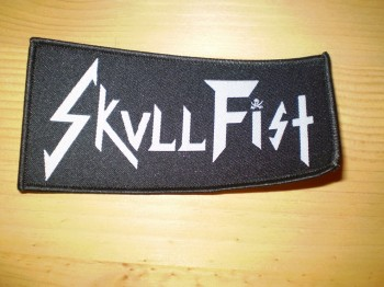 Skull Fist - Logo Patch