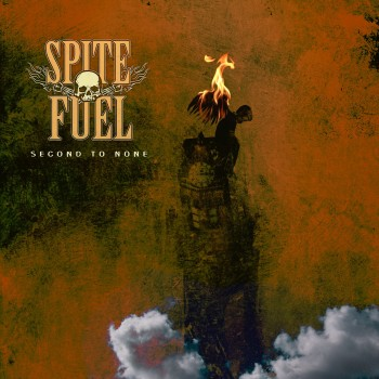 SpiteFuel - Second To None Digipak CD
