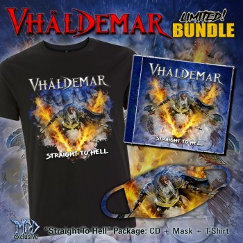 VHÄLDEMAR - Straight To Hell Bundle XXL