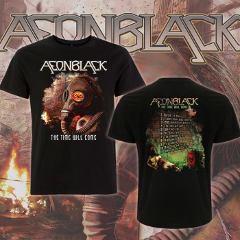 AEONBLACK - Cover / Gutter T-Shirt