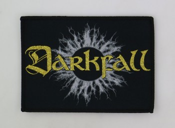 Darkfall - Gold Logo Patch