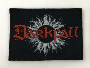 Darkfall - Red Logo Patch