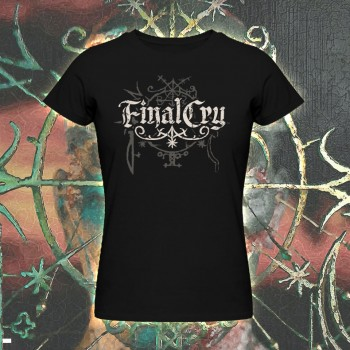 FINAL CRY - Logo Voodoo Girlie S