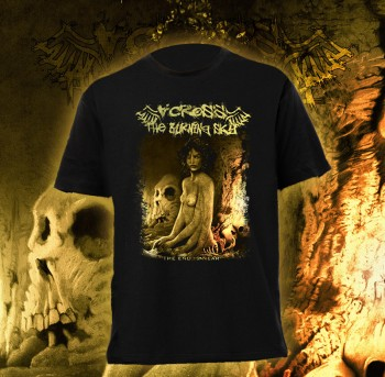Across The Burning Sky - Kali T-Shirt