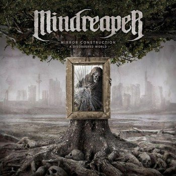 Mindreaper - Mirror Construction  (... a disordered World) CD