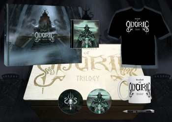"Realms Of Odoric - ""Third Age"" SUPER LIMITED HOLZBOX + T-Shirt L"