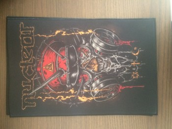 NUCLEAR - Euro Assault Backpatch