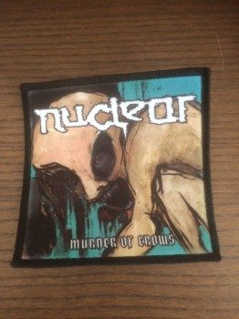 NUCLEAR - Murder Of Crows (printed) Patch