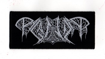 PAGANIZER - Logo Patch