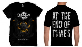 Darkfall - At The End Of Times T-Shirt S