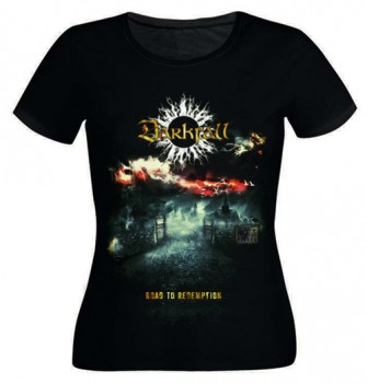 Darkfall - Road To Redemption Girlie