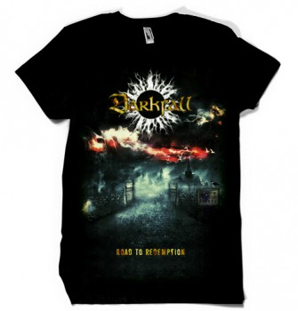 Darkfall - Road To Redemption T-Shirt M