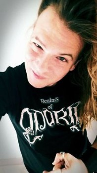 Realms Of Odoric - Logo T-Shirt