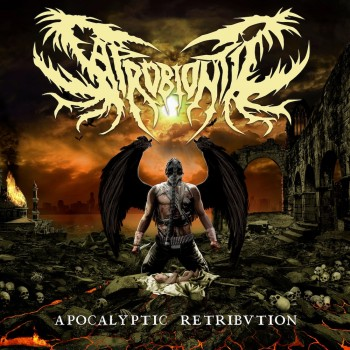 SAPROBIONTIC - Apocalyptic Retribution CD