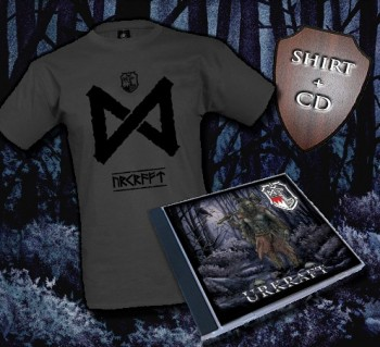 DELIRIUM - Urkraft CD + Shirt