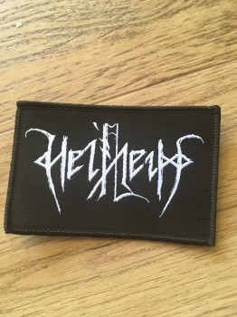 Helheim - Logo Patch