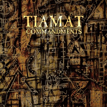 TIAMAT - Commandments CD