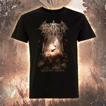 BORNHOLM - Call Of The Heathen Horns TS