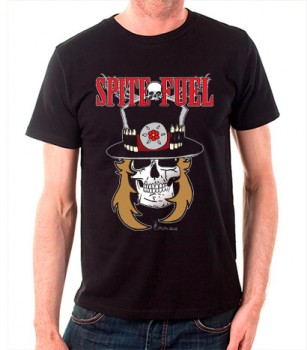 SpiteFuel - Rock n Roll T-Shirt M