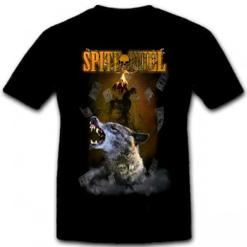 SpiteFuel - Sleeping With Wolves TS XXL
