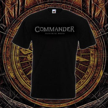 Commander - Munich Death Metal schwarzTS