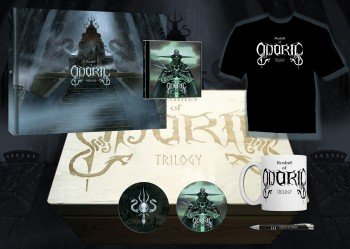 "Realms Of Odoric - ""Third Age"" SUPER LIMITED WOODEN BOX + Girl Shirt"