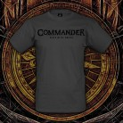 Commander - Munich Death Metal grau TS
