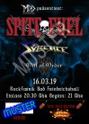 Ticket - SpiteFuel, Syrence, Out Of Order - Bad Friedrichshall 16.03.2019